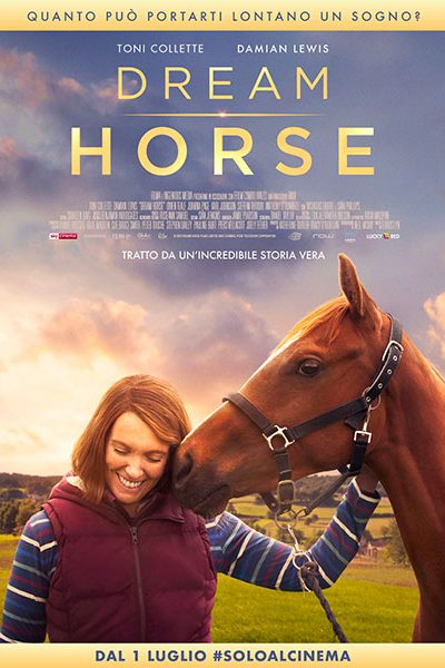 dram horse